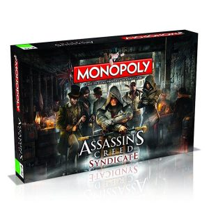 Монополи Assassin's Creed